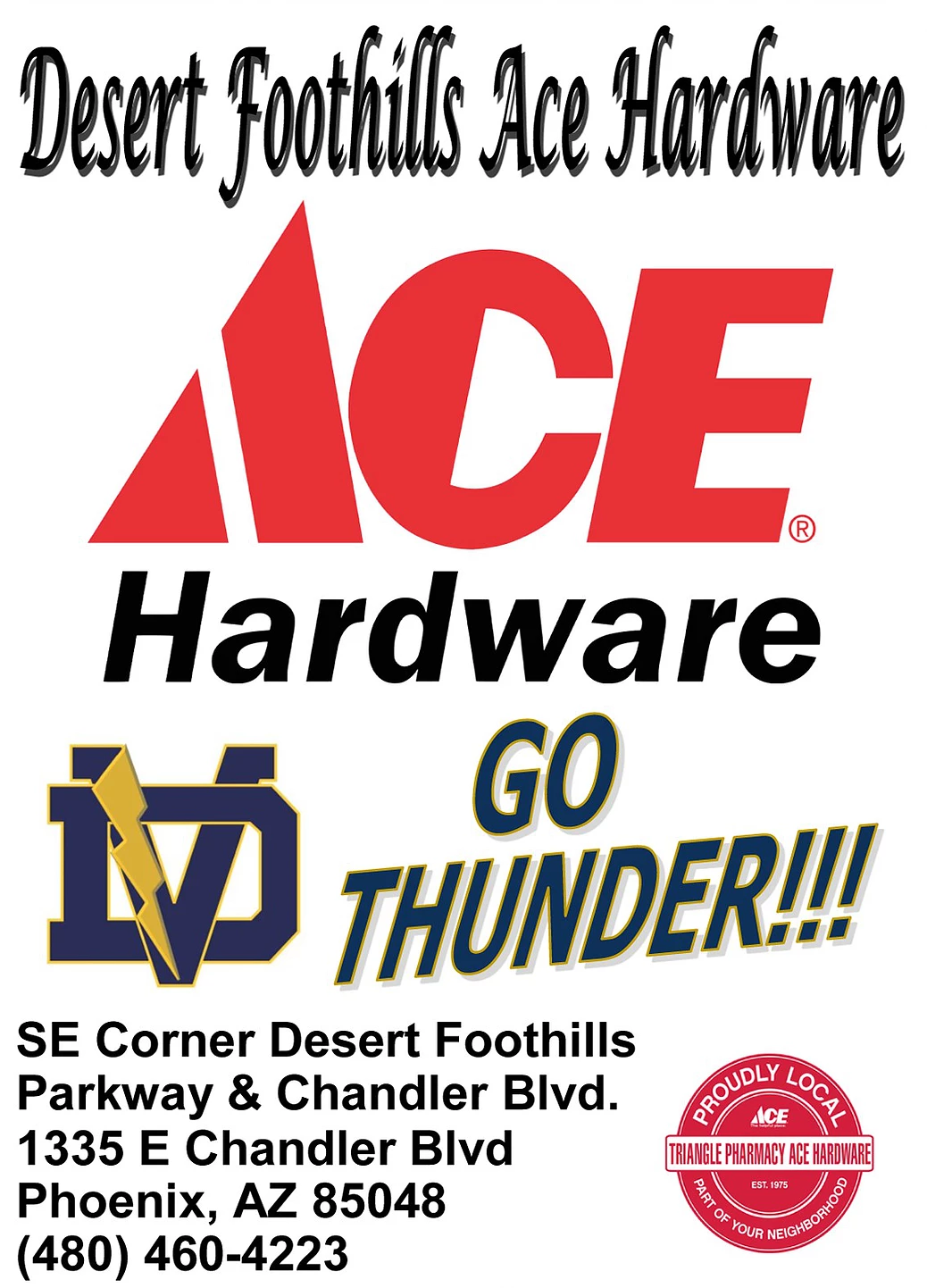 Desert Foothills Ace Hardware