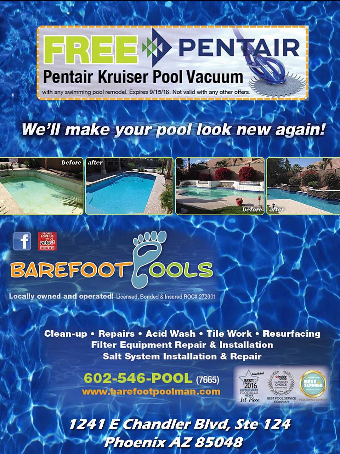 Barefoot Pools