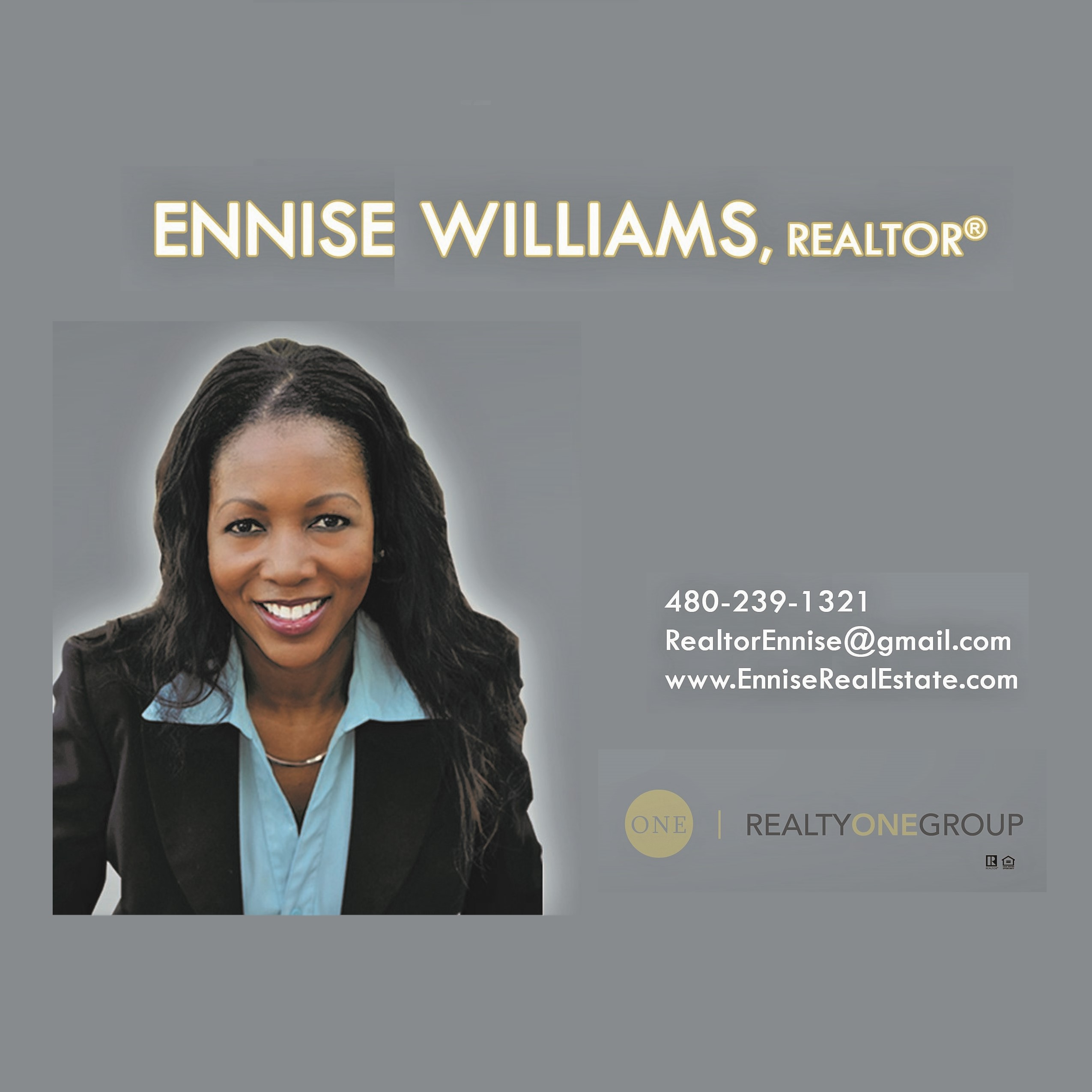 Ennise Williams, Realtor