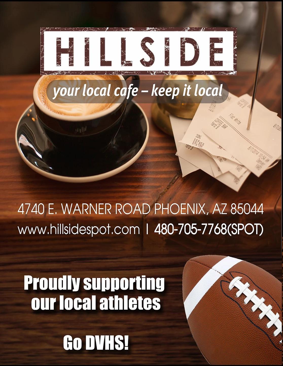 Hillside Spot Café