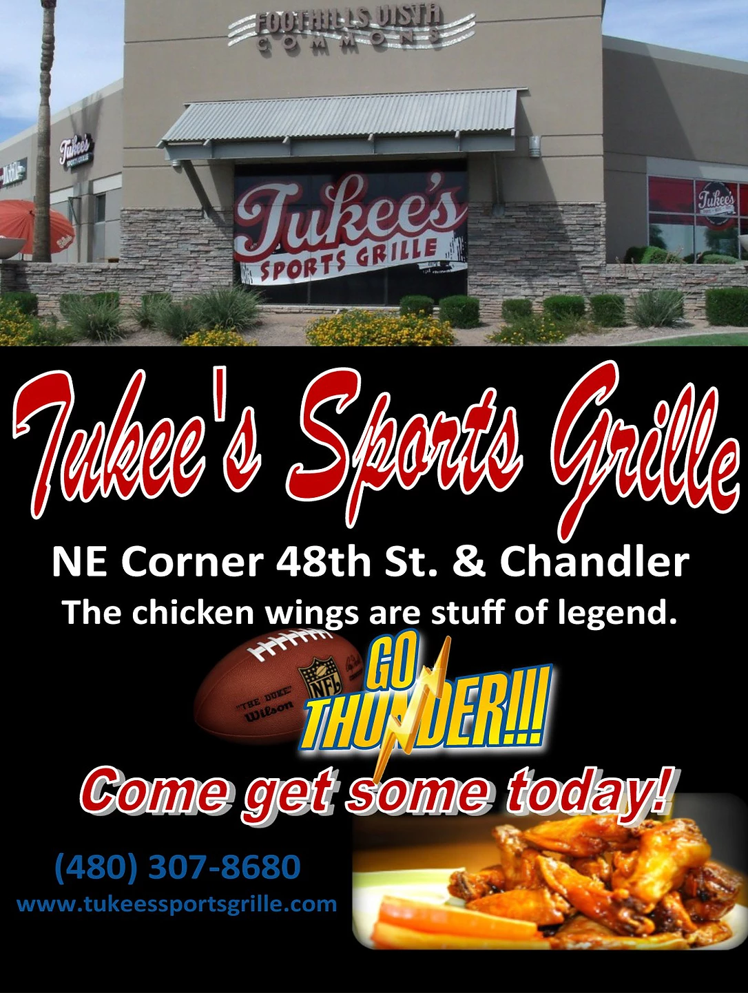 Tukees Sports Grille