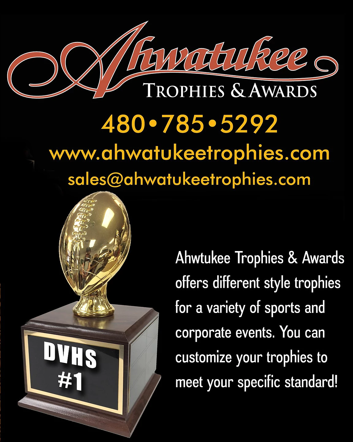 Ahwatukee Trophy