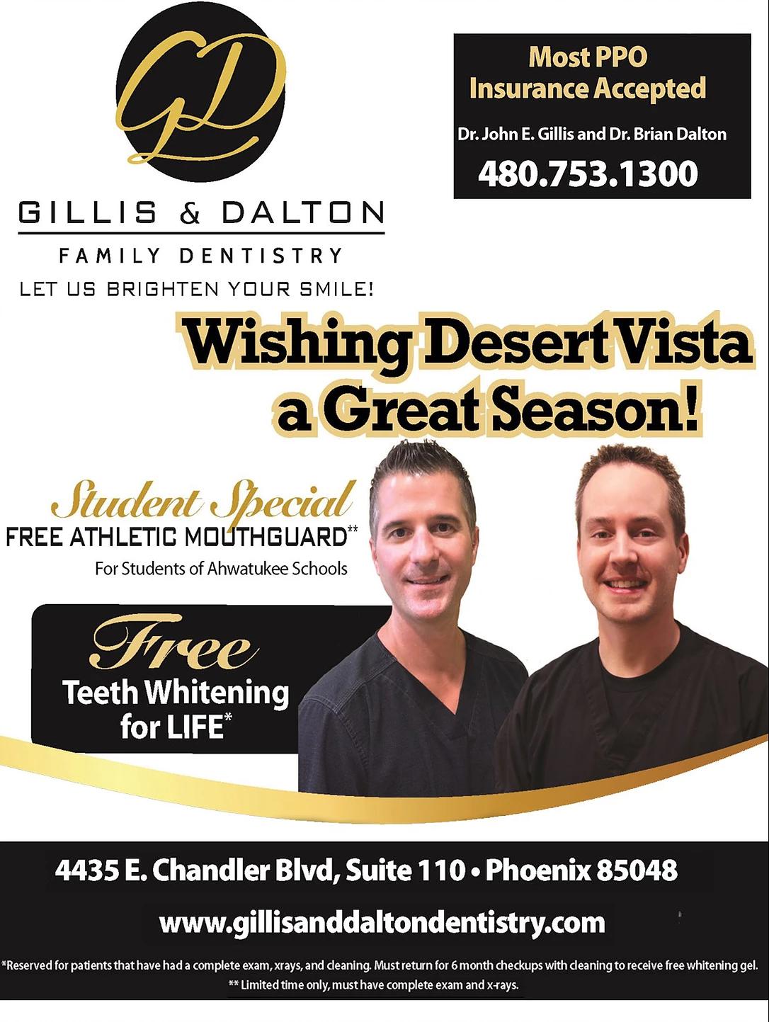 Gillis & Dalton Family Dentistry